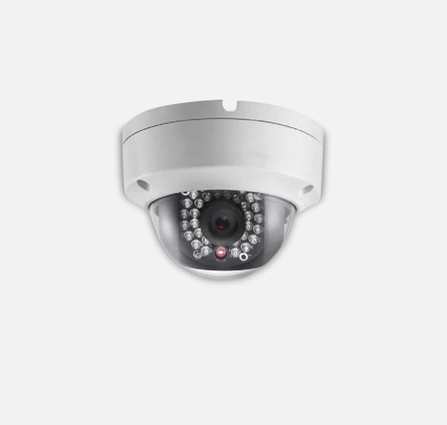 HD Mini-Dome Camera