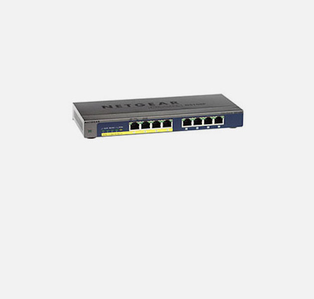 Power over Ethernet Switch