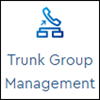 image of the trunk group management icon