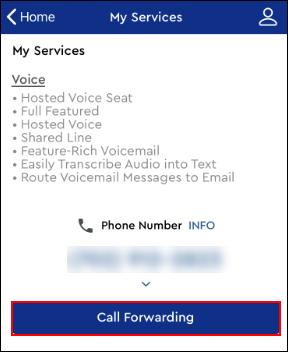 Image of Call Forwarding