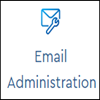image of the email administration icon