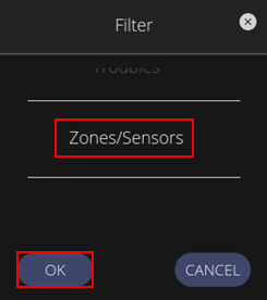 Image of Filter Zones