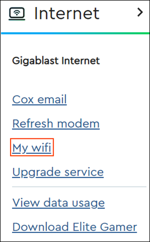 image of My WiFi link
