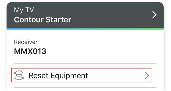 imagen del ícono de reset equipment