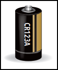 Image of CR123A Battery