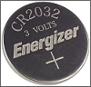 Image of CR2032 Battery