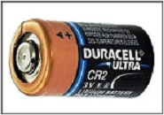 Image of CR2 Battery