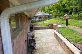 imagen de ejemplo de ubicación de la cámara en la puerta trasera