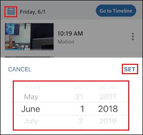 Image of CVR Calendar
