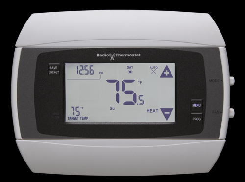 Thermostat window