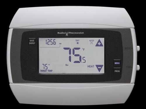 Imagen de termostato de radio
