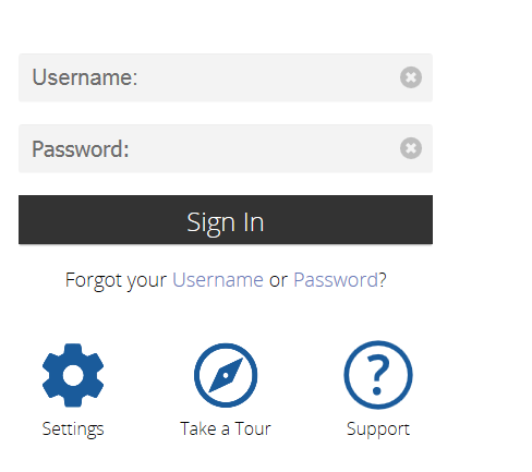 Subscriber Portal login