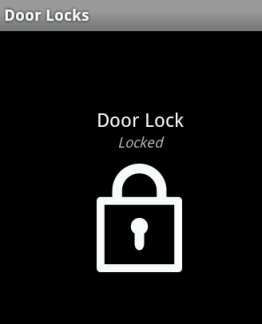 Imagen del ícono deDoor locked