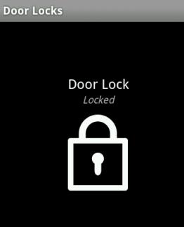Image of Door locked icon