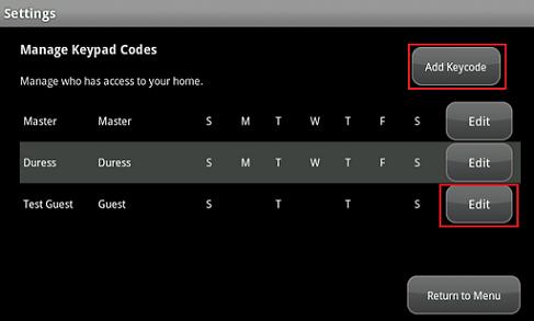 Add Guest Code