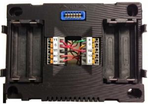 Battery slots
