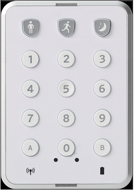 Centralite Wireless Keypad