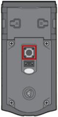 Imagen del botón de programación Kwikset