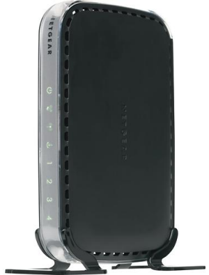 front of router