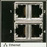 Puertos Ethernet