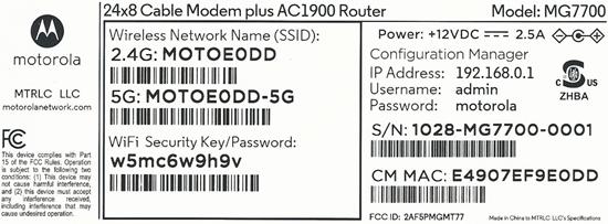 Image of MAC Address