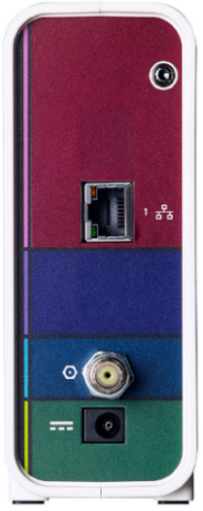 ARRIS / Motorola SB6183 back view