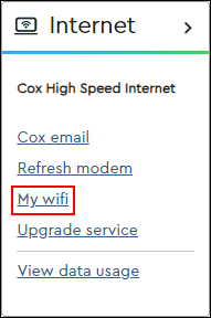 image of My WiFi icon
