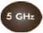 Luz de 5 GHz