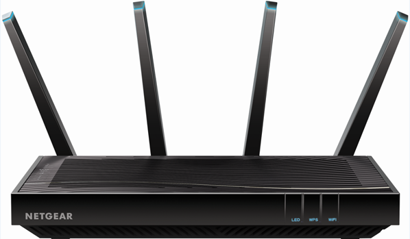 image of the front of the Netgear C7500