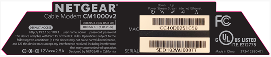Image of MAC Label