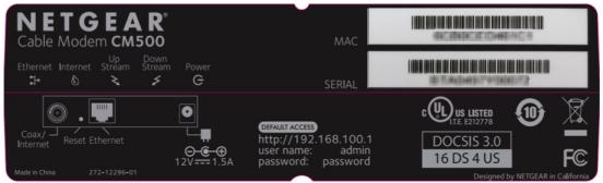 Etiqueta MAC