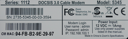 image of the MAC label