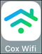 image of the cox wifi app icon