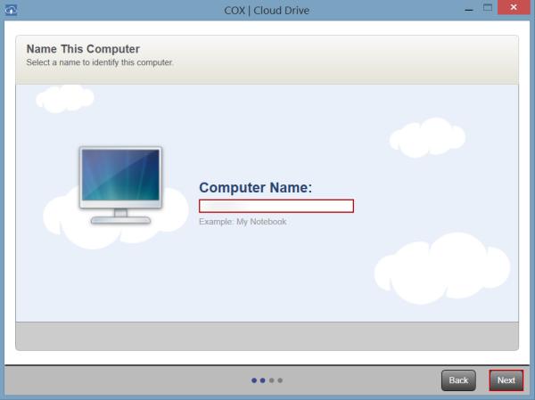 Name Computer