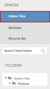 online files link