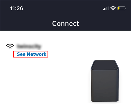 image of tapping see network