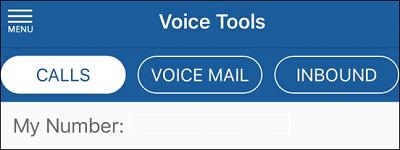 App Cox Connect - Tarjeta Phone Tools