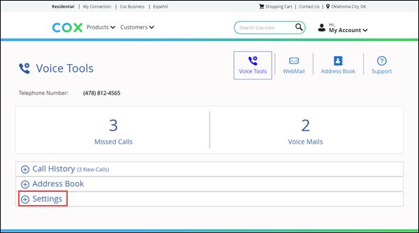 imagen de la vista principal de escritorio de Voice Tools