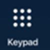 image of keypad icon