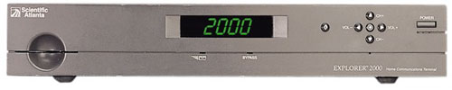 Click for full-size image of the Explorer 2000 digital receiver.