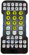 81-1031 C2 Big Button Remote