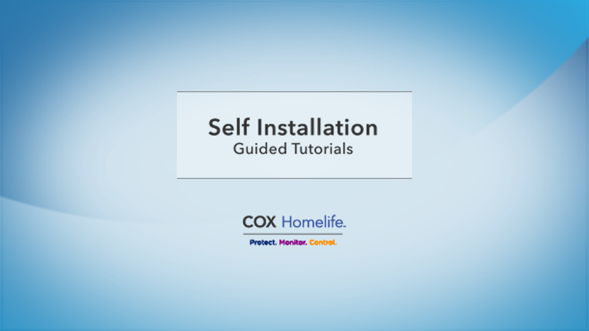 Residential homelife support cox communications intro to homelife diy installationlearn the basics of homelife do it yourself installation solutioingenieria Gallery