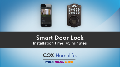 lock door sign. HOW TO INSTALL SMART DOOR LOCKSLearn How To Install And Pair Your New Cox Homelife Smart Door Lock. Lock Sign O