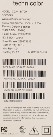 Image of MAC Address