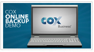 Cox Business Online Backup