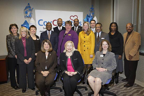 Seven Local Organizations Awarded Cox Charities Gr