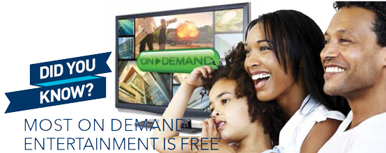 No  More Waiting with On DEMAND