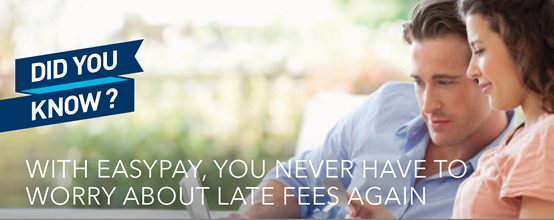 The automatic way to avoid late fees