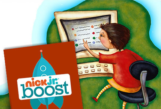 Nick Jr. Boost
