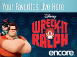 ENCORE® is Playing Favorites